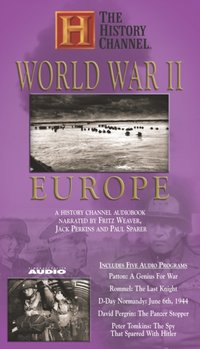 World War II: Europe - Fritz Weaver - audiobook