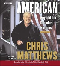 American - Chris Matthews - audiobook