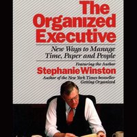 Organized Executive - Stephanie Winston - audiobook