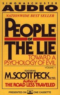 People of the Lie Vol. 1 - M. Scott Peck - audiobook
