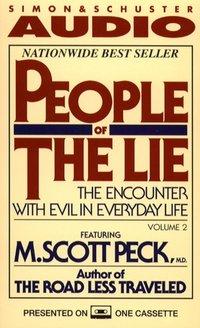 People of the Lie Vol. 2 - M. Scott Peck - audiobook