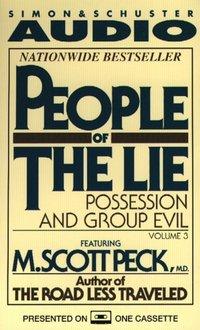 People of the Lie Vol. 3 - M. Scott Peck - audiobook