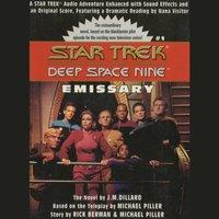 Emissary - J.M. Dillard - audiobook