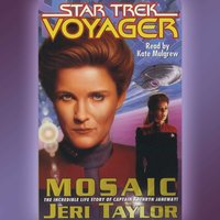 Mosaic - Jeri Taylor - audiobook