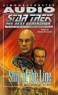 Ship of Line - Diane Carey - audiobook