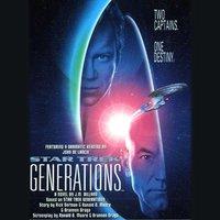Star Trek Generations - J.M. Dillard - audiobook