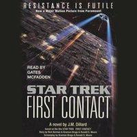 Star Trek: First Contact - J.M. Dillard - audiobook