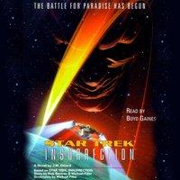 Star Trek: Insurrection - J.M. Dillard - audiobook