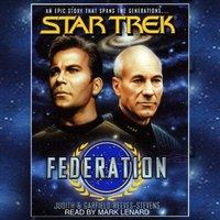 Federation - Judith Reeves-Stevens - audiobook