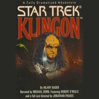 Star Trek: Klingon - Hillary Bader - audiobook