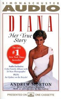 Diana: Her True Story - Andrew Morton - audiobook
