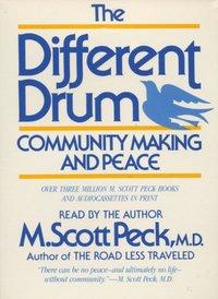 Different Drum - M. Scott Peck - audiobook