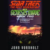 Genesis Wave Book 2 - John Vornholt - audiobook