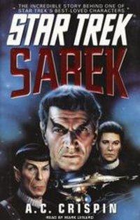 Sarek - A.C. Crispin - audiobook