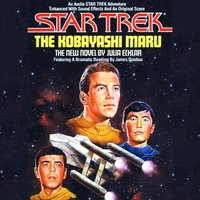 Star Trek: Kabayashi Maru - Julia Ecklar - audiobook