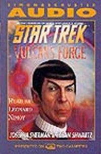Star Trek: The Original Series: Vulcan's Forge - Josepha Sherman - audiobook