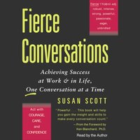 Fierce Conversations - Susan Craig Scott - audiobook