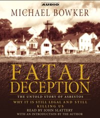 Fatal Deception - Michael Bowker - audiobook