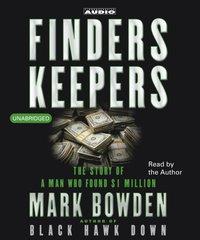 Finders Keepers - Mark Bowden - audiobook