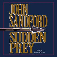 Sudden Prey - John Sandford - audiobook