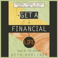 Get A Financial Life - Beth Kobliner - audiobook