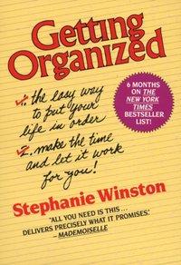 Getting Organized - Stephanie Winston - audiobook