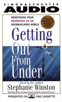 Getting Out from Under - Stephanie Winston - audiobook