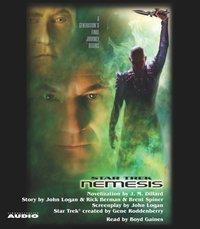 Star Trek: Nemesis Movie-tie In - J.M. Dillard - audiobook