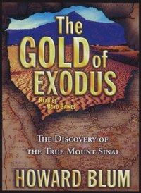 Gold of Exodus - Howard Blum - audiobook