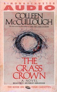 Grass Crown - Colleen McCullough - audiobook