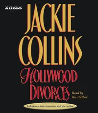 Hollywood Divorces - Jackie Collins - audiobook