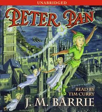 Peter Pan - J.M. Barrie - audiobook