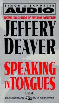 Speaking In Tongues - Jeffery Deaver - audiobook