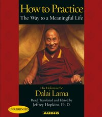 How to Practice - His Holiness the Dalai Lama - audiobook