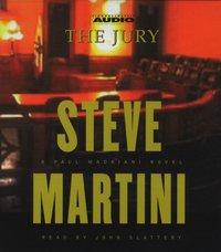 Jury - Steve Martini - audiobook