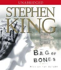 Bag Of Bones - Stephen King - audiobook