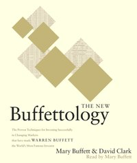New Buffettology - Mary Buffett - audiobook