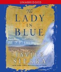 Lady in Blue - Javier Sierra - audiobook