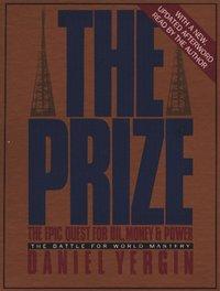 Prize - Daniel Yergin - audiobook