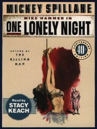 One Lonely Night - Mickey Spillane - audiobook