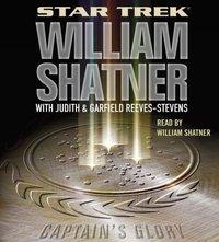 Captain's Glory - William Shatner - audiobook