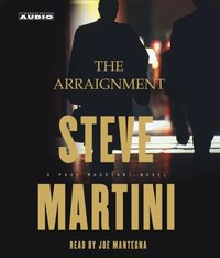Arraignment - Steve Martini - audiobook