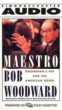 Maestro - Bob Woodward - audiobook