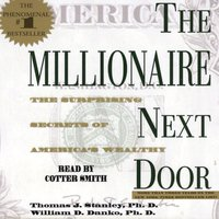Millionaire Next Door - Thomas J. Stanley - audiobook