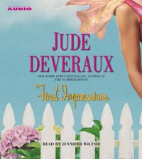 First Impressions - Jude Deveraux - audiobook