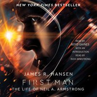 First Man - James R. Hansen - audiobook