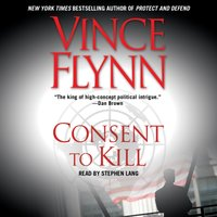 Consent to Kill - Vince Flynn - audiobook