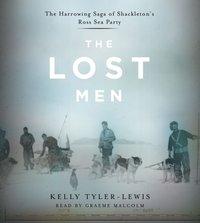 Lost Men - Kelly Tyler-Lewis - audiobook