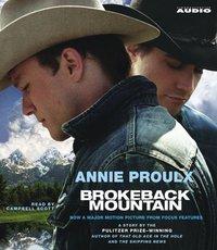 Brokeback Mountain - Annie Proulx - audiobook