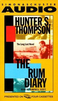 Rum Diary - Hunter S. Thompson - audiobook
